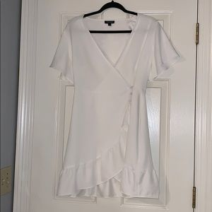 Top Shop White Dress